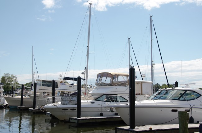 Renovations at Deltaville Boatyard and Marina Include New