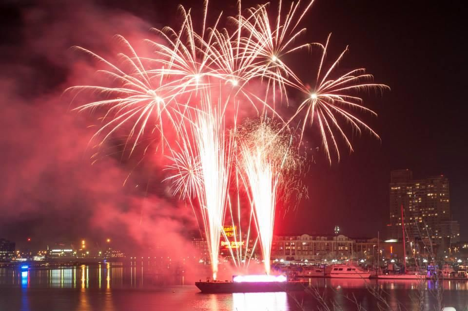 Exclusive A Waterway Guide To New Year S Eve Spectaculars