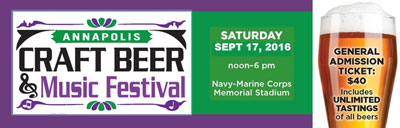 annapolis craft beer and music festival waterway guide