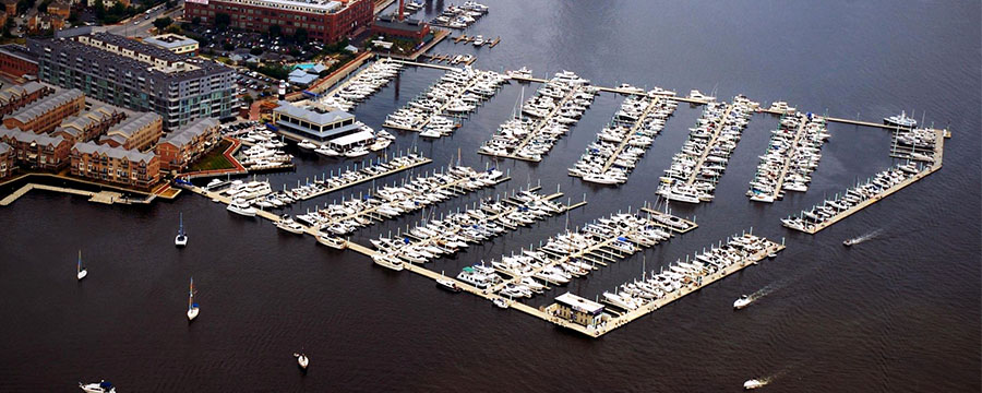 Waterway Guide | Marinas in Dundalk, MD