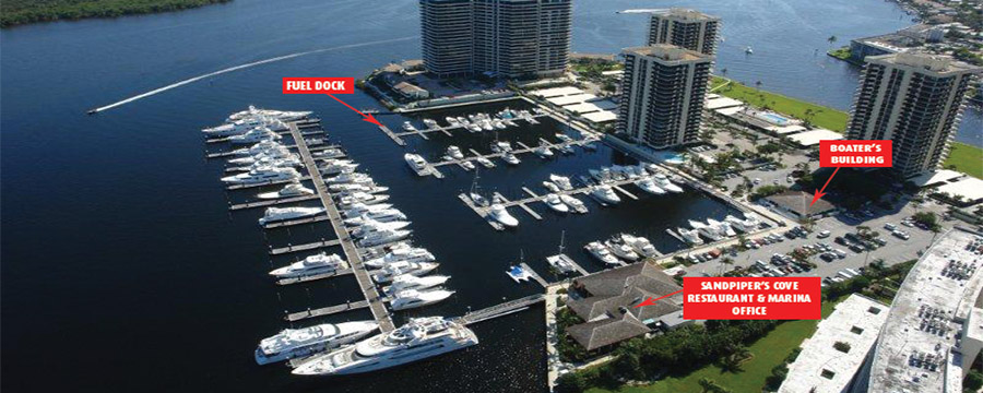 Old Port Cove Marina North Palm Beach