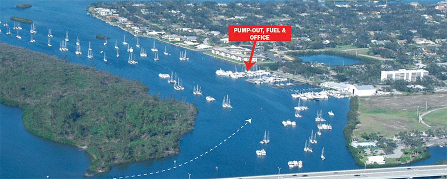 Vero Beach City Marina Fl Waterway Guide Featured