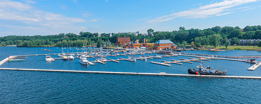 Burlington Harbor Marina