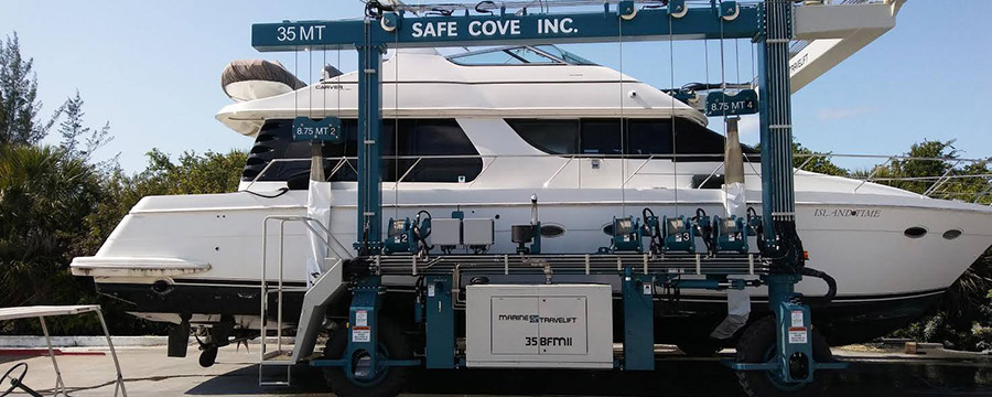 Safe Cove Boat Storage Port Charlotte Fl Waterway