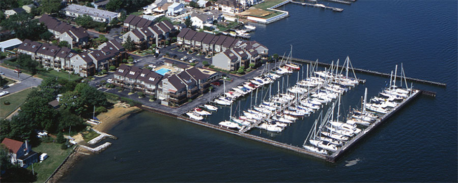 Waterway Guide | Marinas in Annapolis Roads, MD