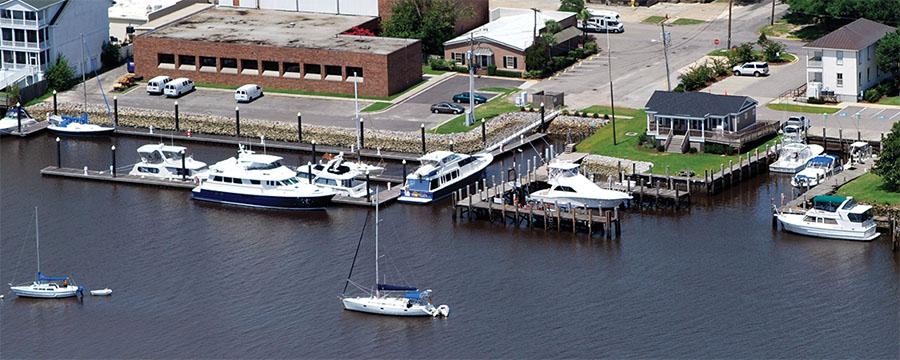 Harborwalk Marina, Georgetown SC