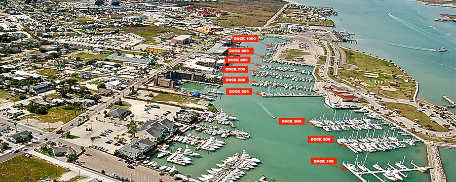 Port aransas marina port aransas tx waterway guide for Port a texas