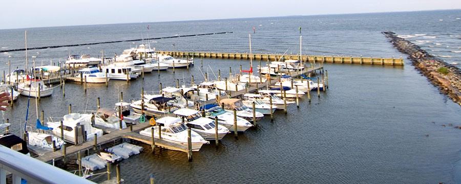 Chesapeake Beach Rod N Reel Marina West Chesapeake