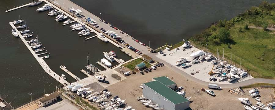 Tidewater Yacht Service At Port Covington Maritime Center