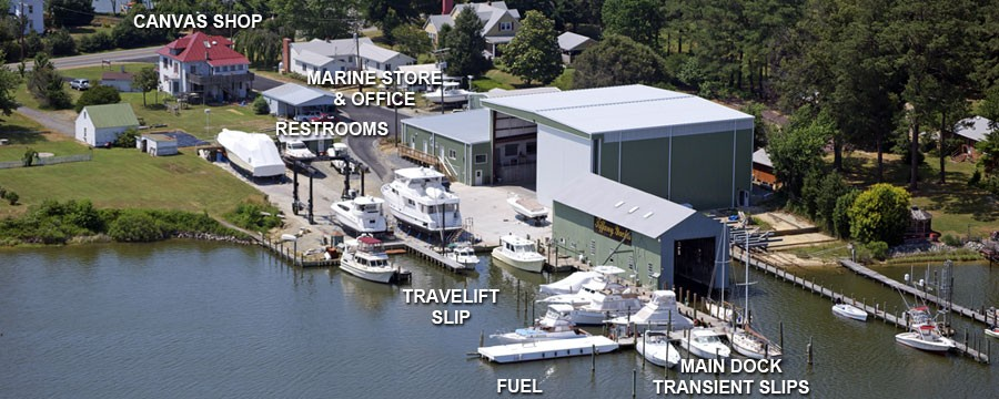 Tiffany Yachts Inc.