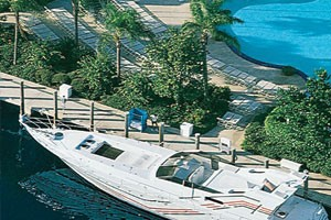 Facilities View of Turnberry Isle Marina Yacht Club